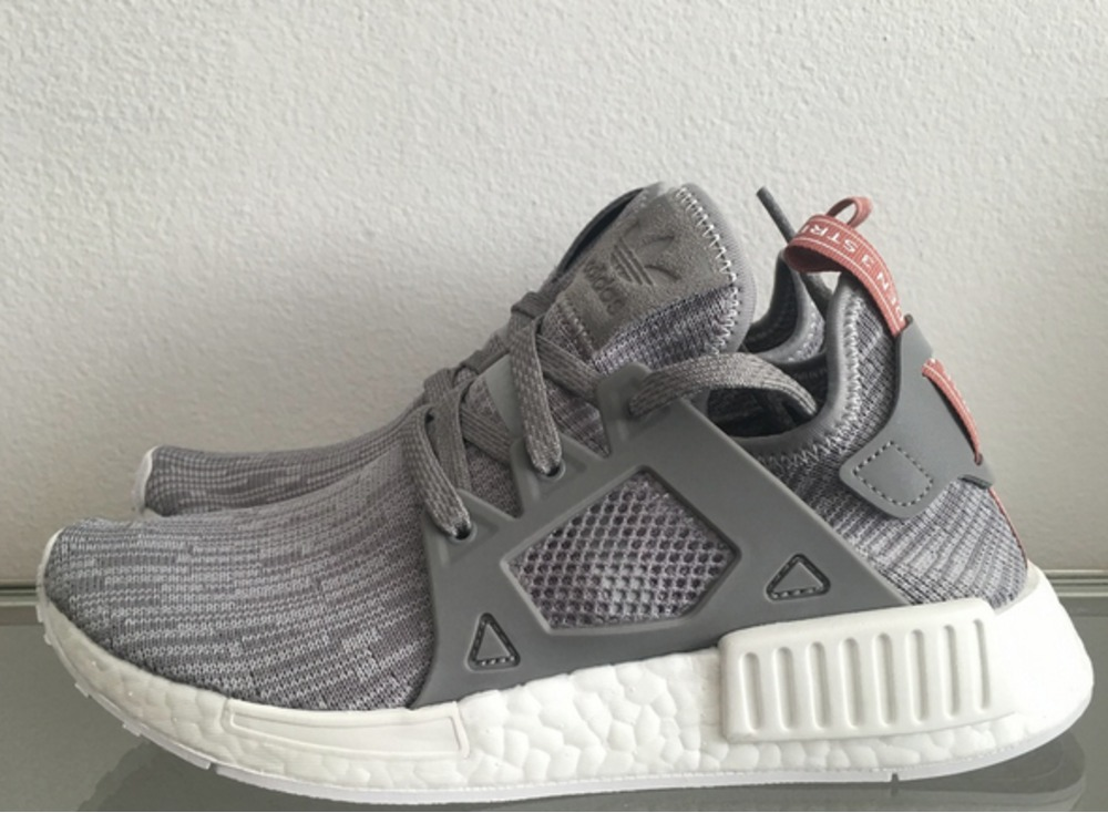 adidas NMD XR1 Grey Primeknit The Sole Supplier