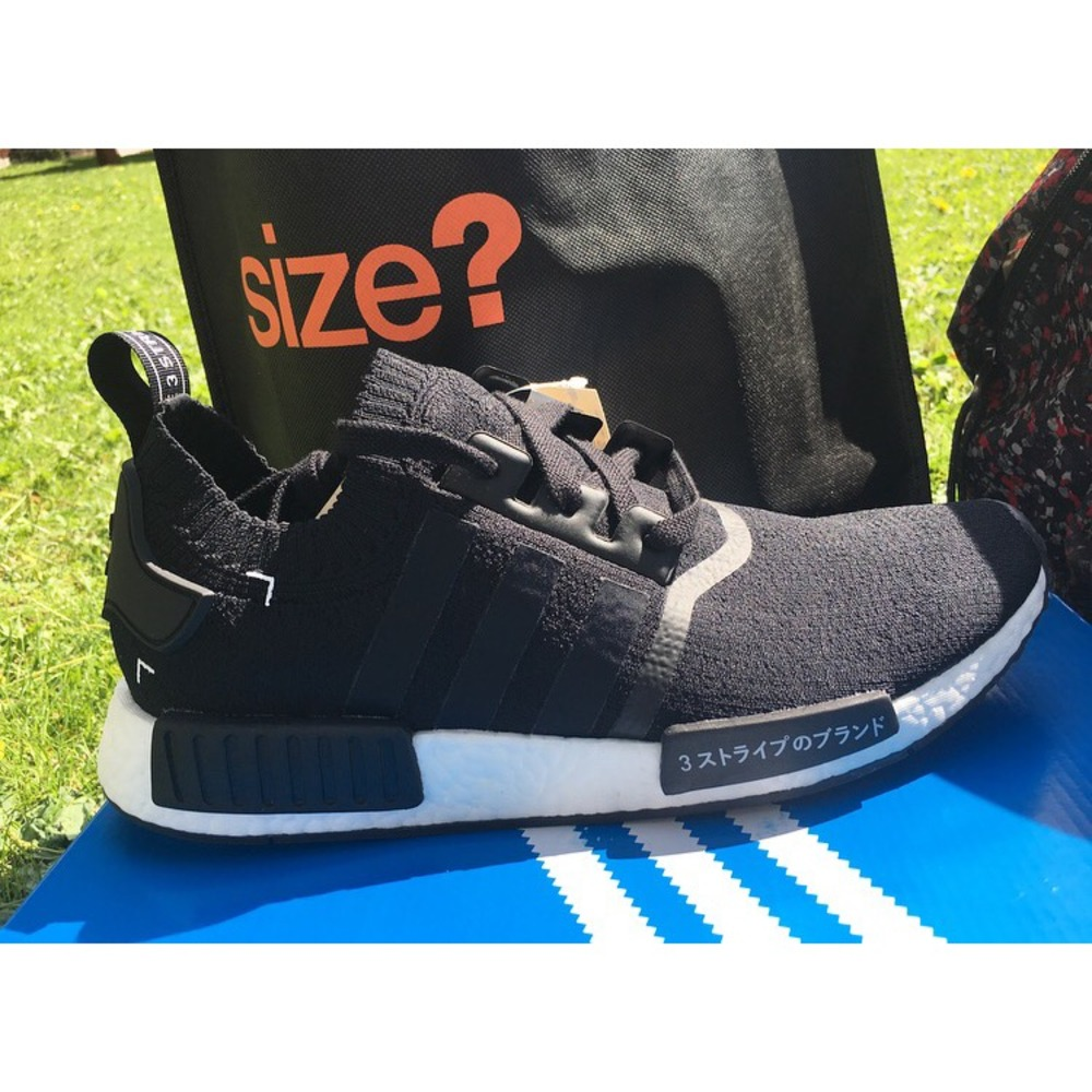 wholesale dealer 997f7 b59d4 Adidas NMD PK R1 Core Black OG Authentic S79168