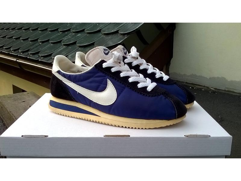 Cortez Nike Nylon Vintage