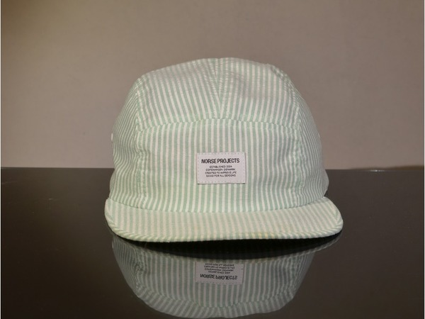 <strong>Norse</strong> <strong>Projects</strong> 5 Panel Cap Mint - photo 1/1