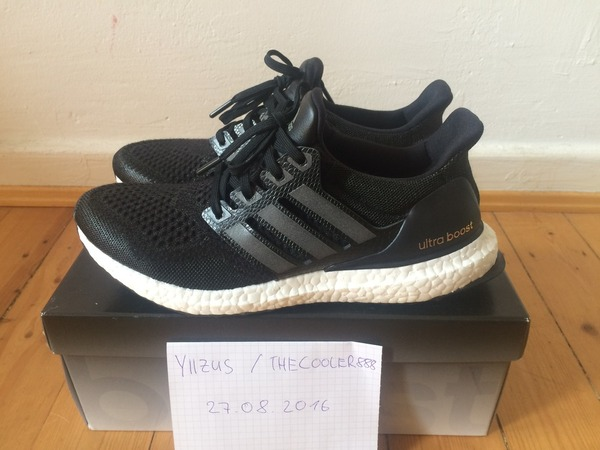 Adidas Ultra Boost Collective J&D Black - photo 1/1