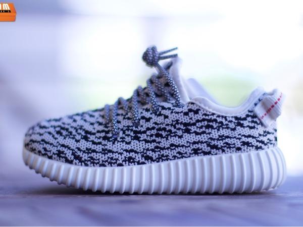 Adidas Yeezy boost 350 infant Turtle Dove Size 8Kus and 9Kus - photo 1/2