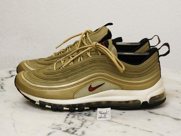 Nike Air Max 97 Gold - 10US - photo 1/6