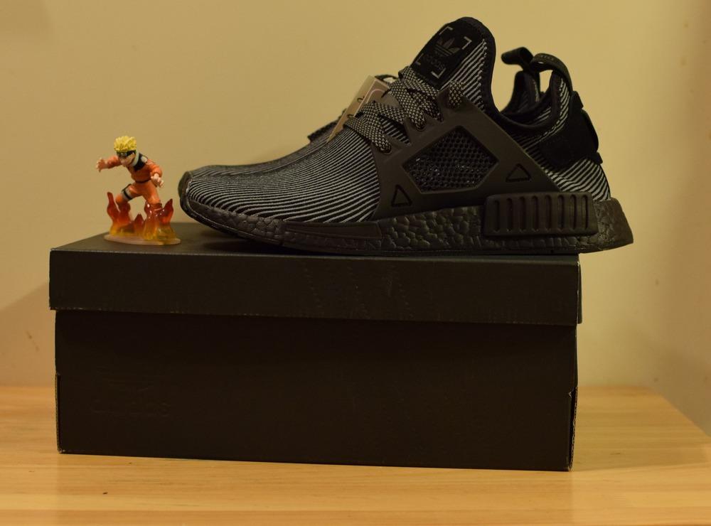 Adidas Nmd Xr1 Pk Triple Black