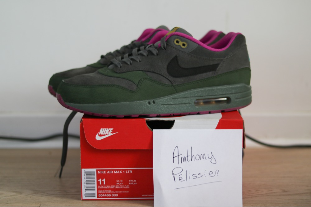air max 1 dark pewter