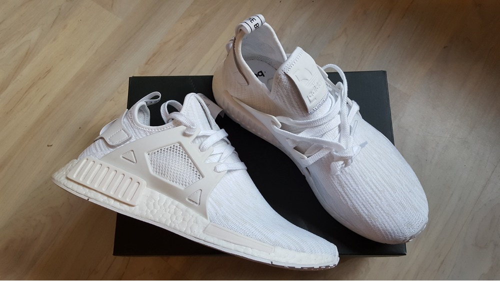 Men's ADIDAS NMD Runner XR1 Casual Sapatos Tênis