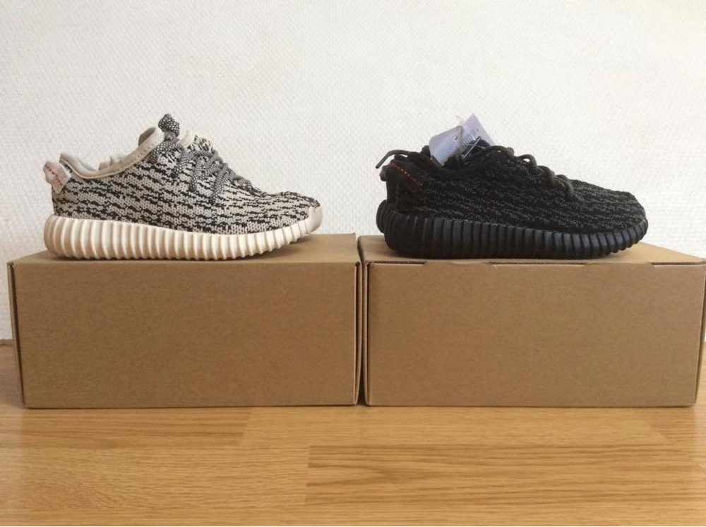 bb4155def3c29 Adidas Yeezy Boost 350 Infant Turtle Dove Pirate Black 5k