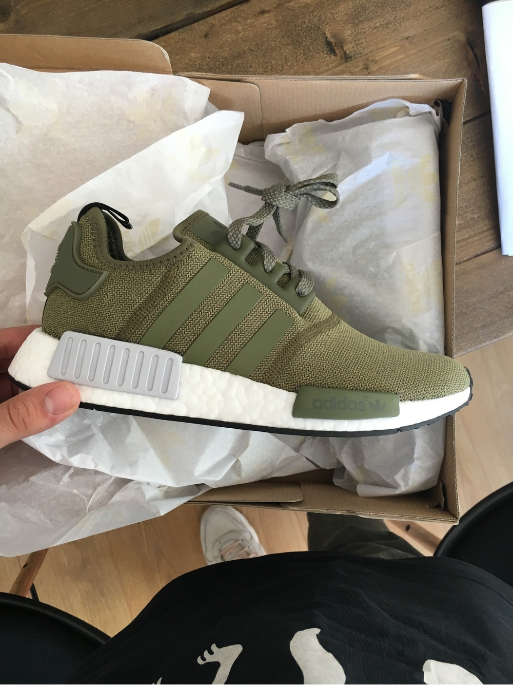 11a0b3348eef4 New UA NMD R1 Runner SAO Paulo for Sale Online Hot Sale cheap