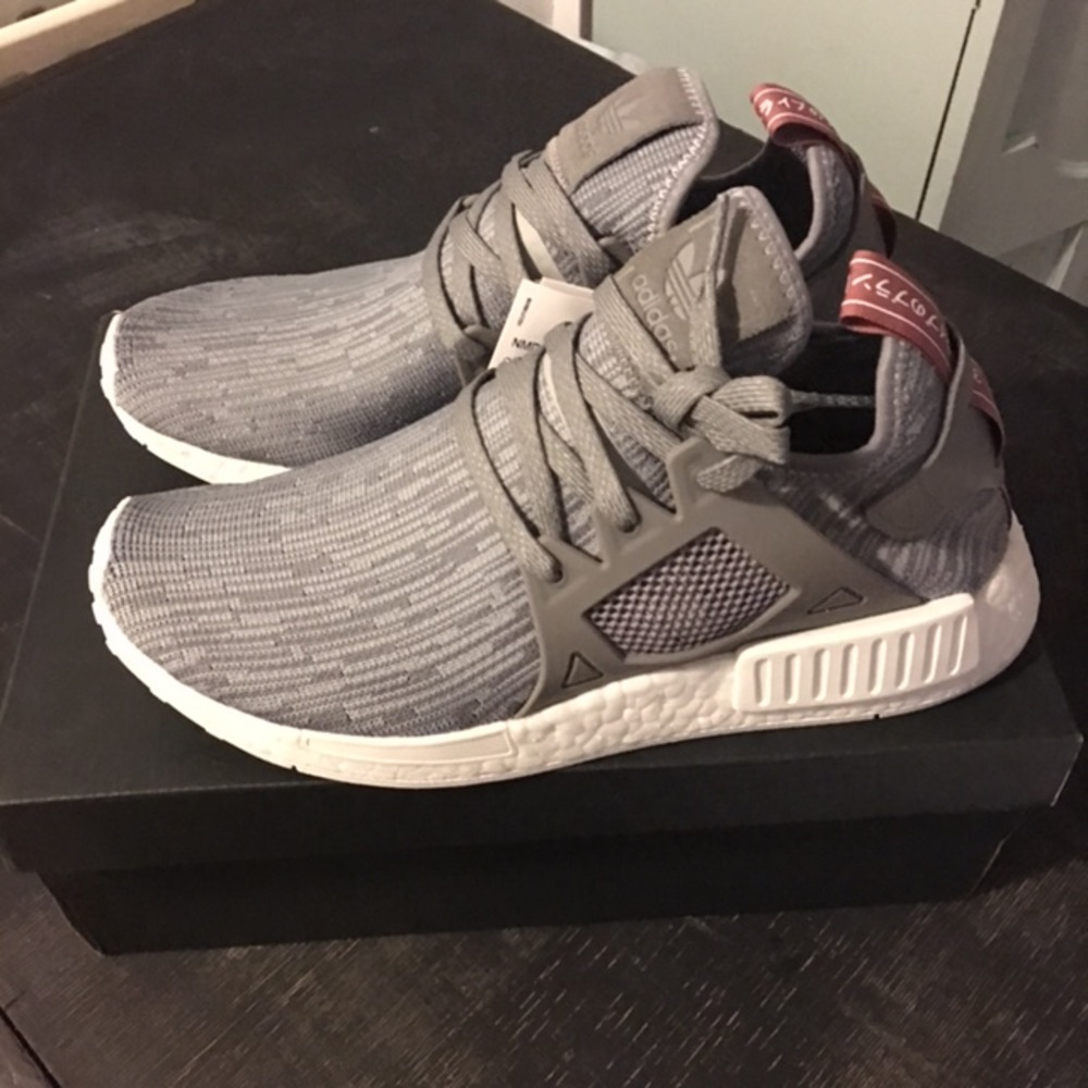 NMD R2 PK Core Red BB2910 Size 10.5