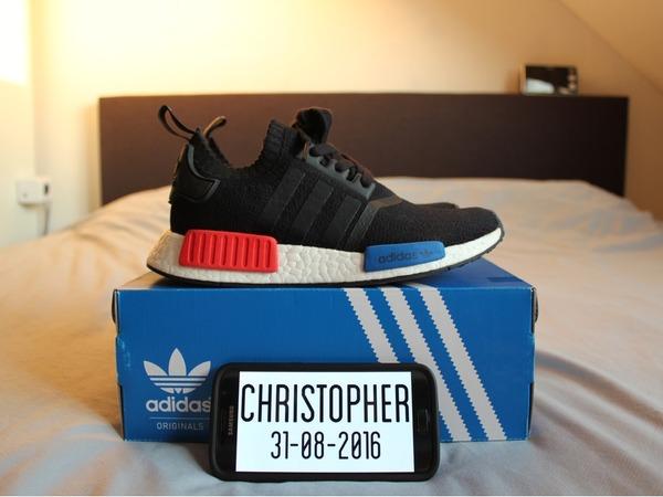 Adidas NMD OG EU 38 US 5.5 UK 5 - photo 1/9