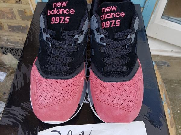 sneaker freaker x new balance 997 5 tassie tiger 3a96b814b3