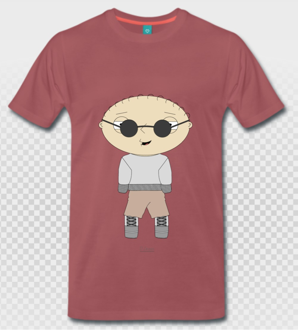 Design tshirt family - Family Guy Custom Yeezy Design T Shirt All Sizes Photo 4 4