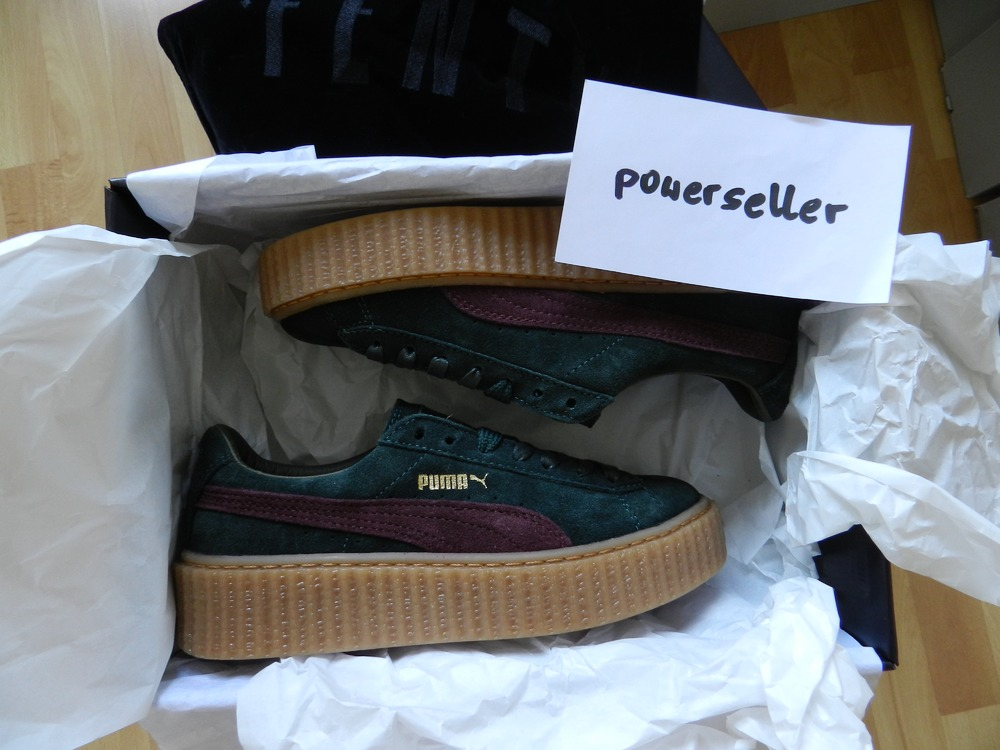 separation shoes 8d4b4 bfb70 puma suede classic size 6.5 > 61% OFF!