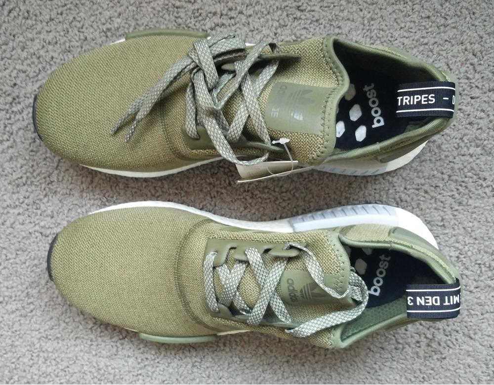 Adidas Nmd R1 Cargo Green