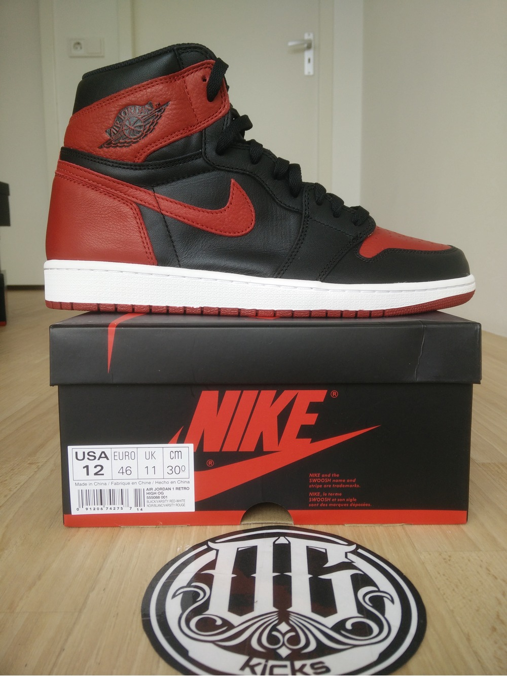 Nike Air Jordan 1 Taille 12 ordre de jeu Peu coûteux fHtF3WB
