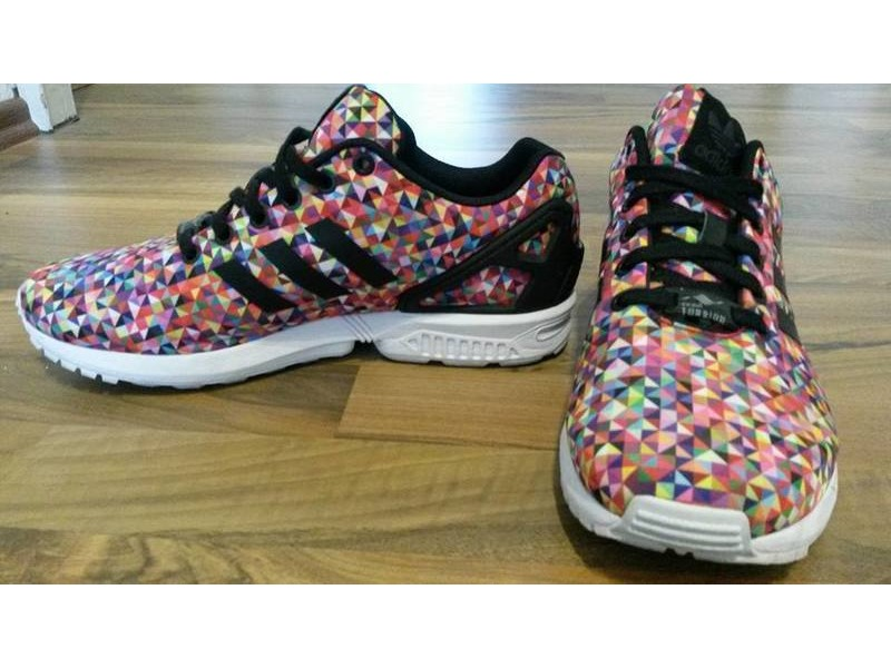 Adidas Zx Flux Multicolor Prism 2.0
