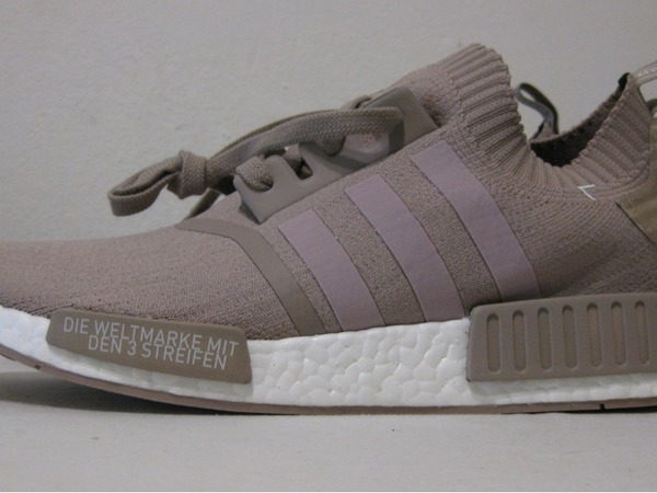 Adidas NMD_R1 PK Primeknit Vapour Grey / French Beige US 11.5 & US:12 NEW - photo 1/9
