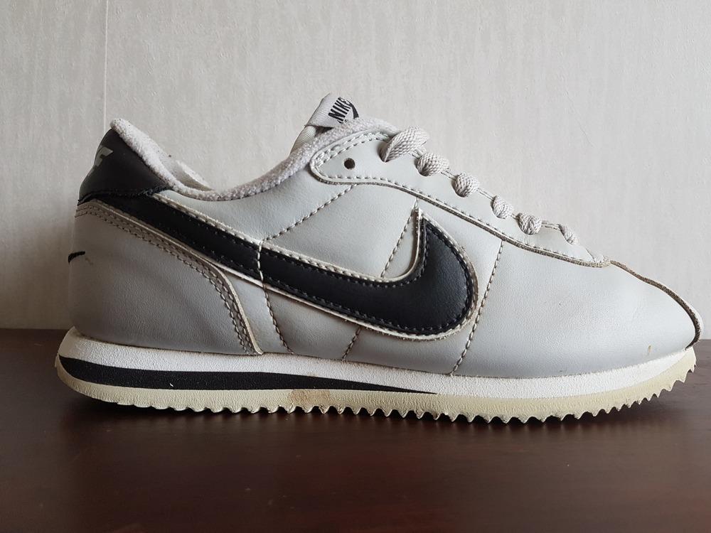 premium selection cb339 6d102 Nike Cortez Vintage Black saiz.co.uk