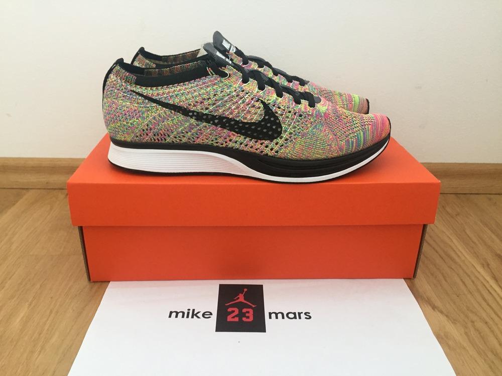 6706e0cf9038 nike flyknit racer multicolor cr7 shoes 2014 Black Friday 2016 Deals ...