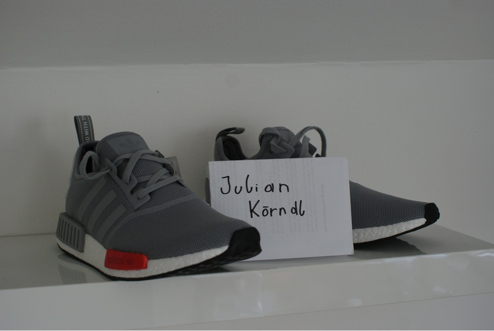 Adidas Nmd Runner Light Onix
