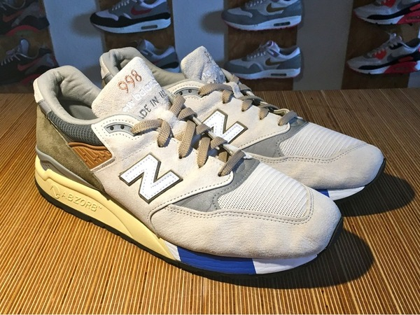NEW Balance cncpts 997 Ros ROSE US 11 45 UK 105 Luxury Goods Concepts MINT 998