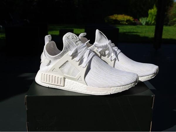 Adidas NMD XR1 White - photo 1/5