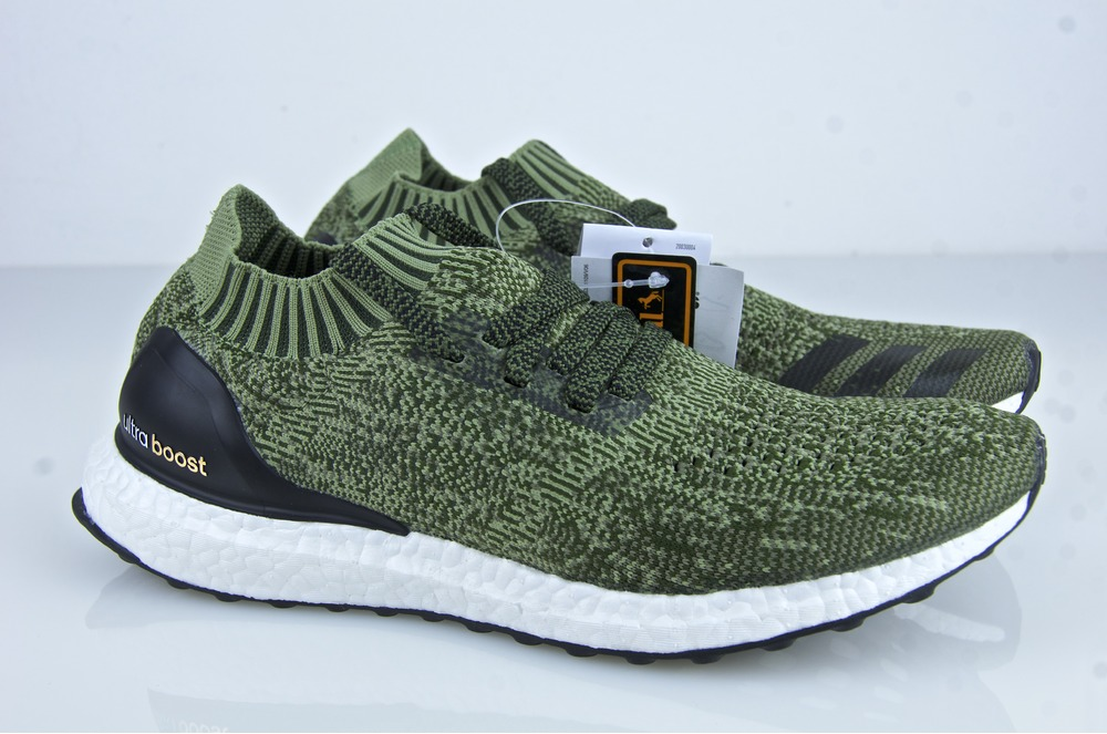 new products 8ca29 6bf07 Adidas Ultra Boost Uncaged   39 Tech Earth  39  Green Gr.