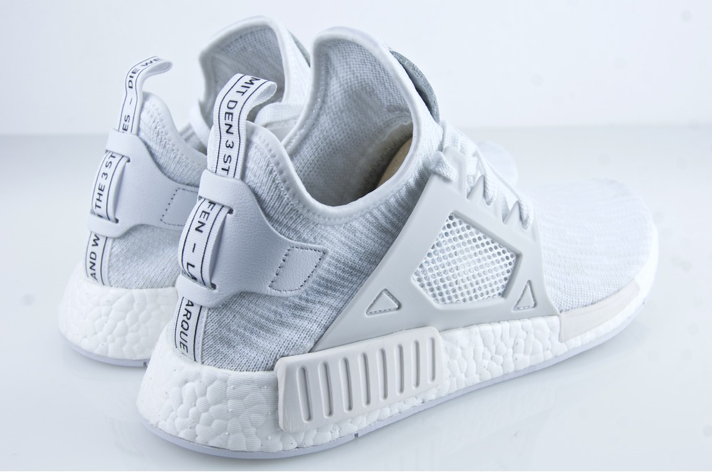 adidas Originals*NMD XR1 Silver Boost Trainers/GR*