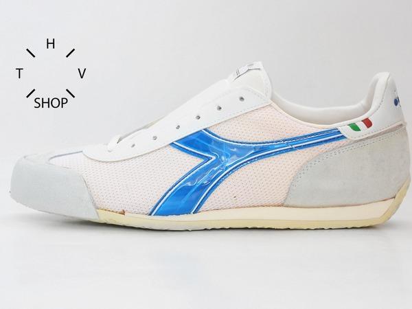 Diadora Scherma Fencing shoes kicks sneakers vintage DS deadstock mens sports 80s 90s NOS - photo 1/9