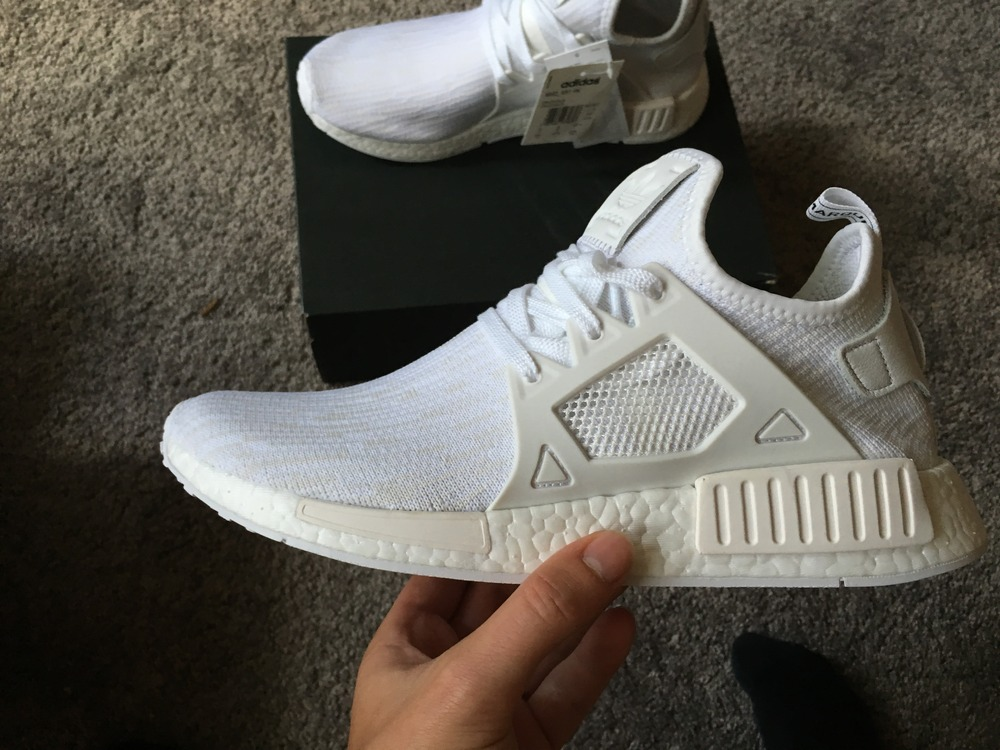 A First Look at the adidas Originals NMD XR1