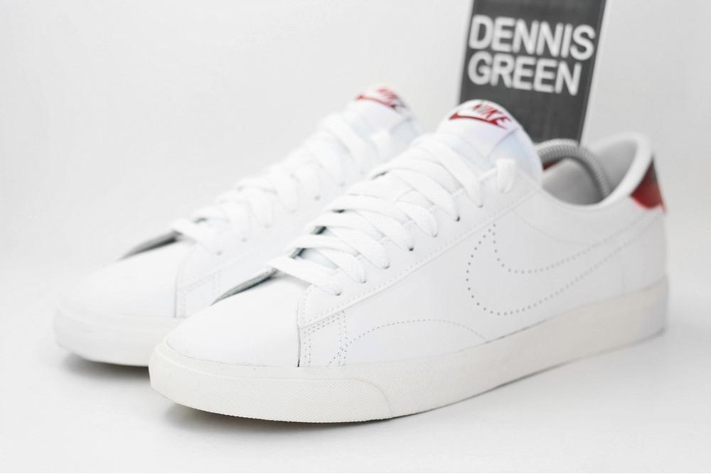 ... Nike Tennis Classic AC 377812 117 kicks sneakers shoes white mens  McEnroe Nastase 9US - photo ... 56e565c59ec2