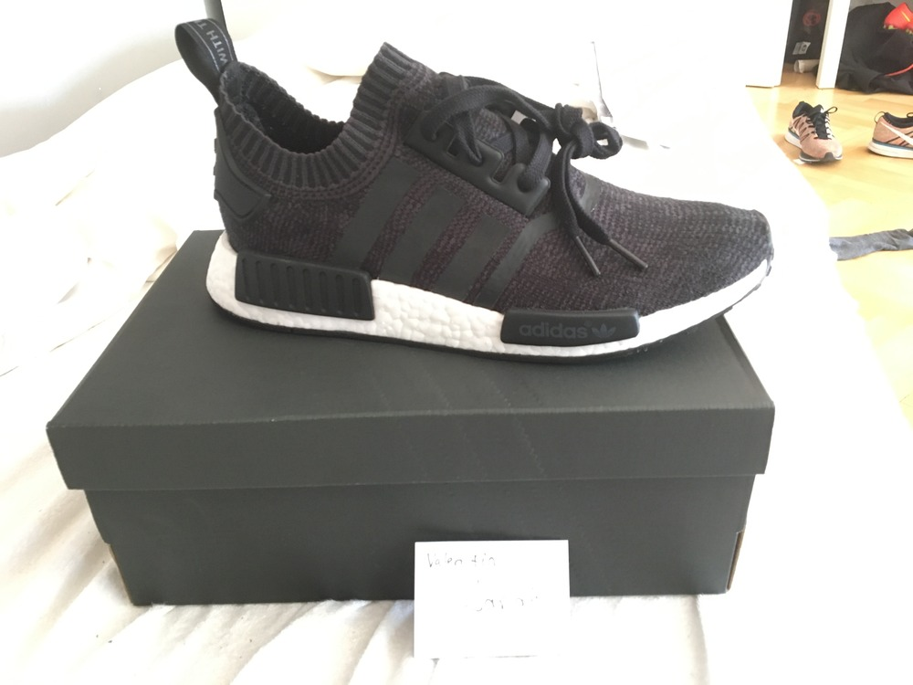 DROPS TOMORROW: adidas NMD R1 gum pack (2