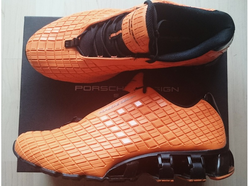 online store 53e94 56a53 spain adidas porsche design orange fc5fc 012ec