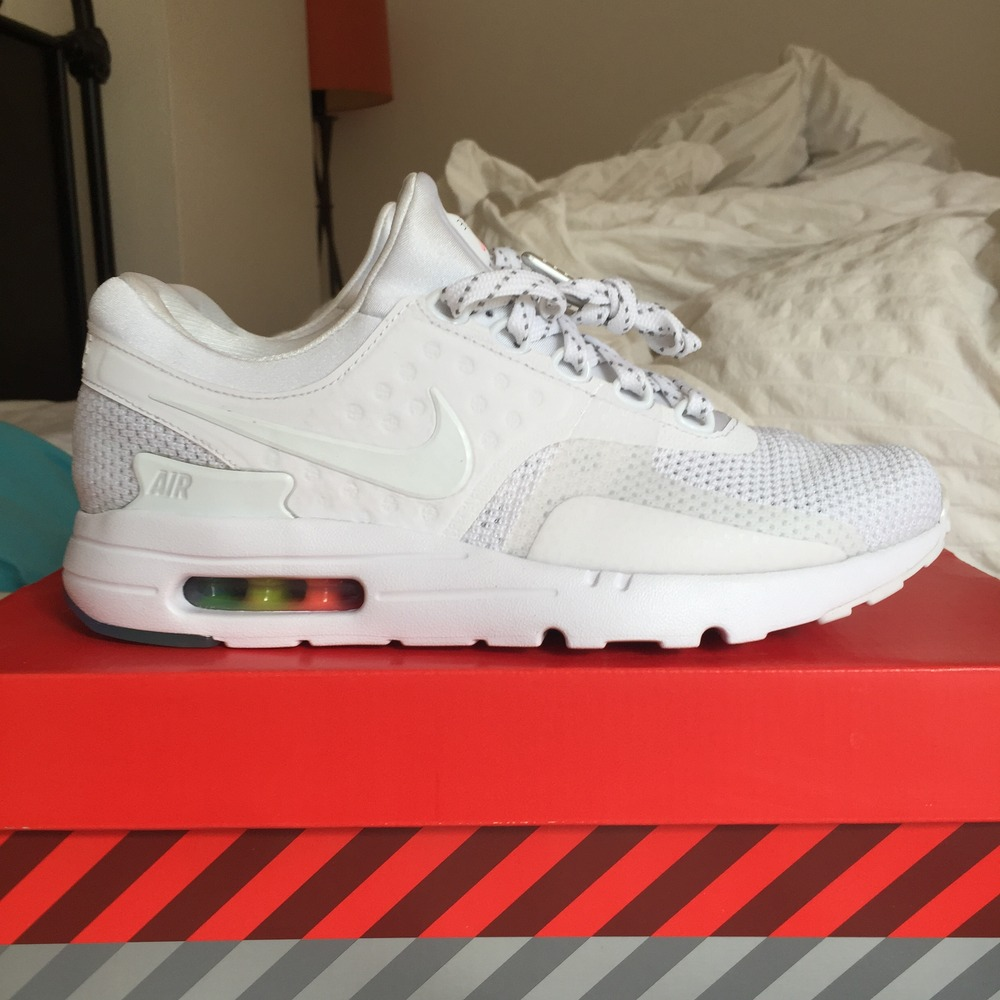new concept 44434 a2bf5 air max zero qs be true