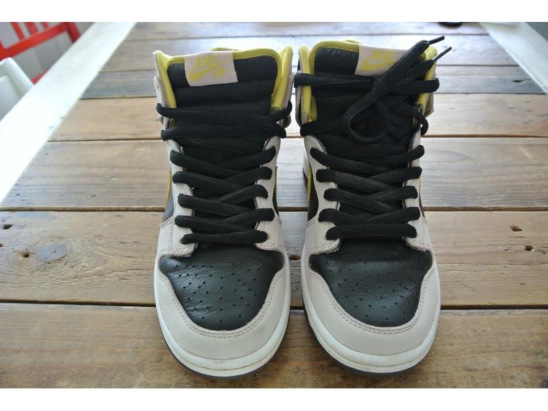 online store 9c165 55e4f Nike Dunk High Premium Sb Miss Piggy US6 EU38,5 313171-03 ...