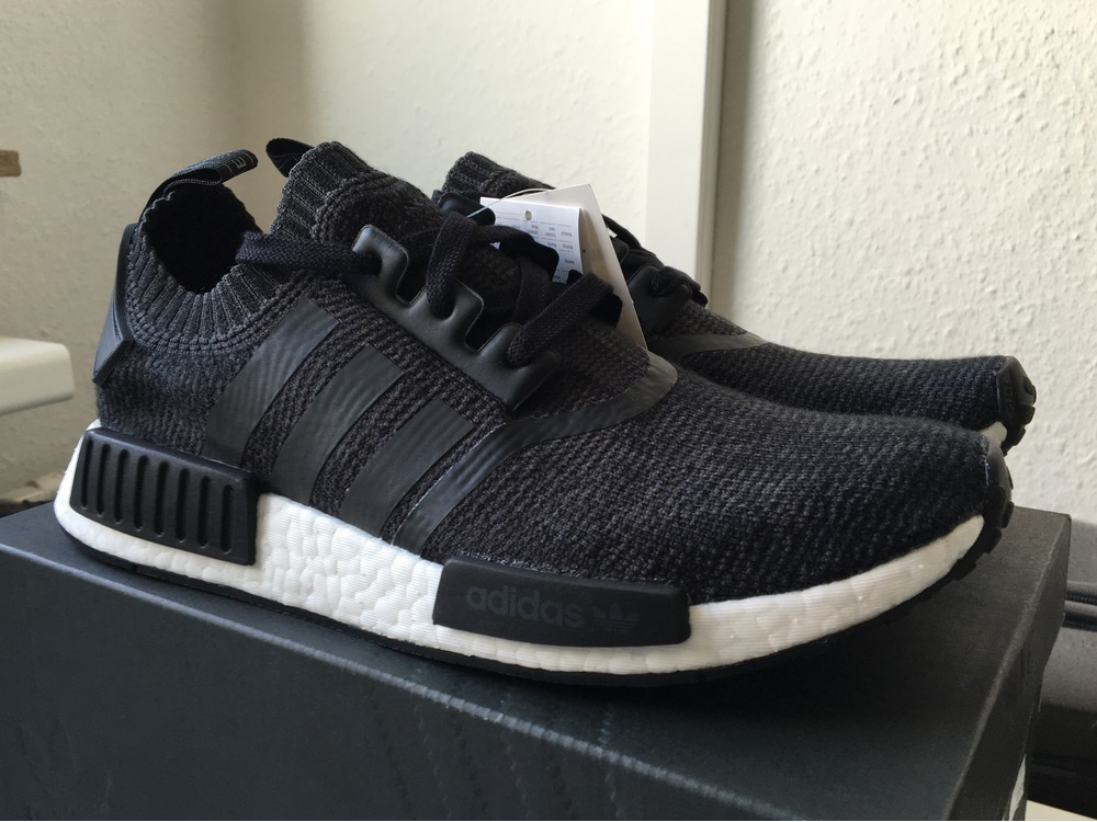 Adidas NMD R1 Tricolor Pack in Two Colors Cult Edge