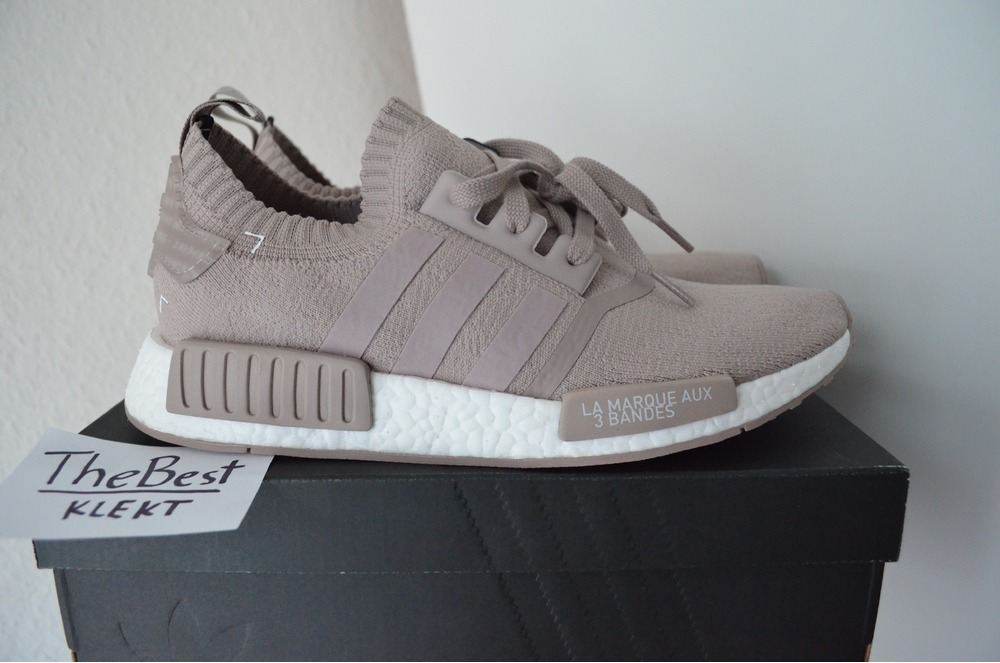 new product c5b74 230ab Adidas Nmd R1 French Beige kenmore-cleaning.co.uk