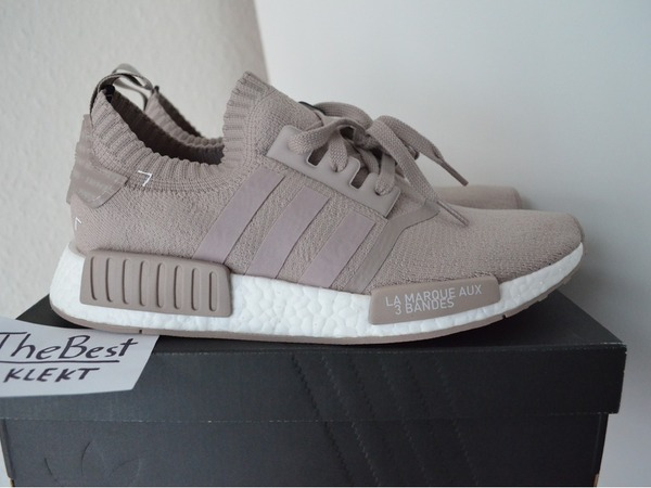 Adidas NMD R1 PK Japan Pack Vapor / Vapour Grey / French Beige - photo 1/4