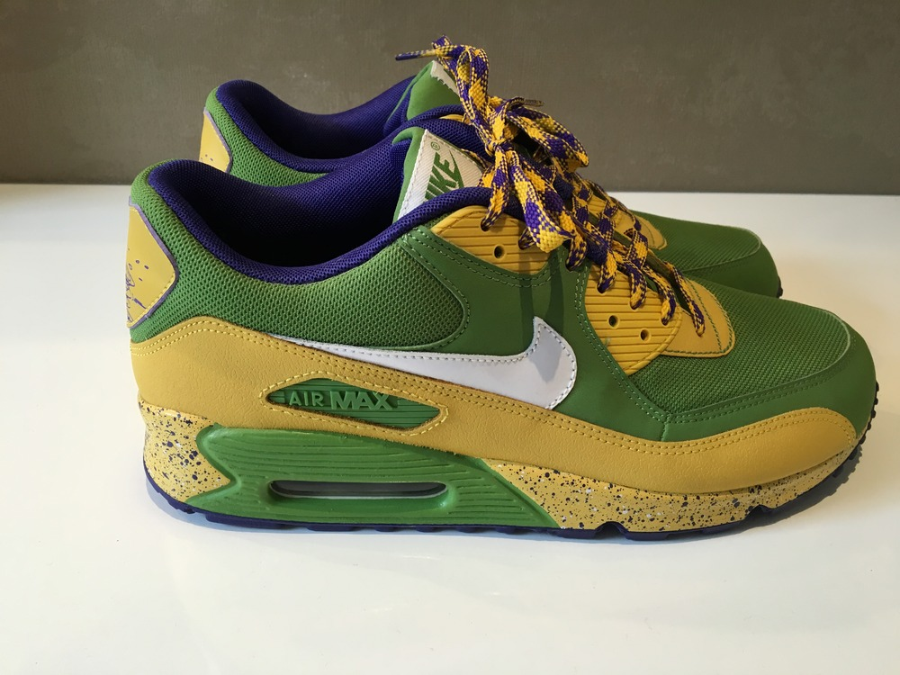 Nike Air Max 90 Running Man beardownproductions.co.uk