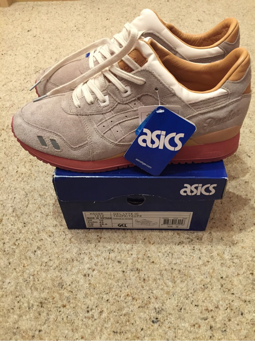 Asics Packers 'Dirty Buck' DS With Tags US10/UK9 - photo 1/6