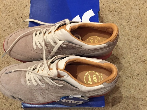 Asics Packers 'Dirty Buck' DS With Tags US10/UK9 - photo 2/6