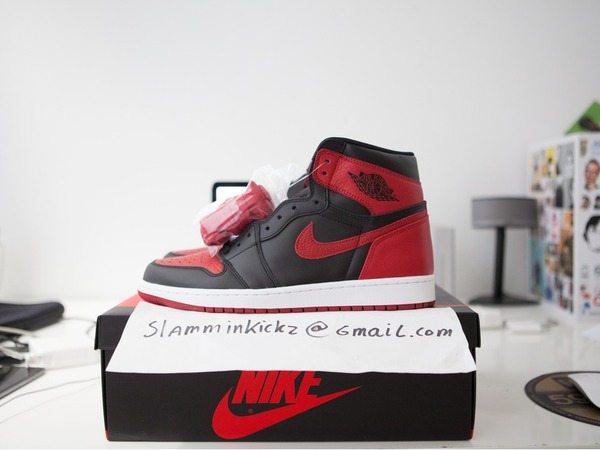 new product 1fd58 5261c ... best price nike air jordan 1 retro high og bred banned 9181c 06780