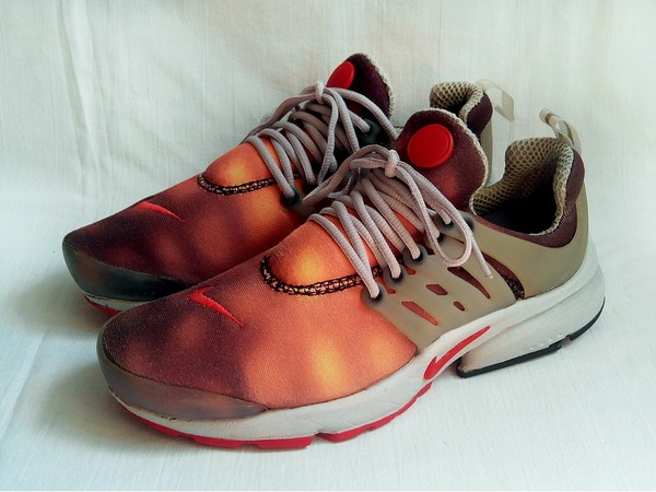 "<strong>Nike</strong> <strong>Air</strong> <strong>Presto</strong> ""Lava"" 2001 - photo 1/9"