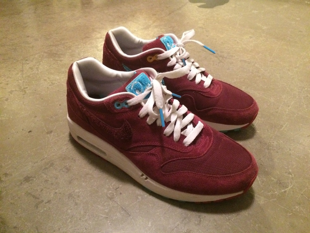 639a3fa44614 ... Nike Air Max 1 Patta x Parra Cherrywoods - photo 26 ...