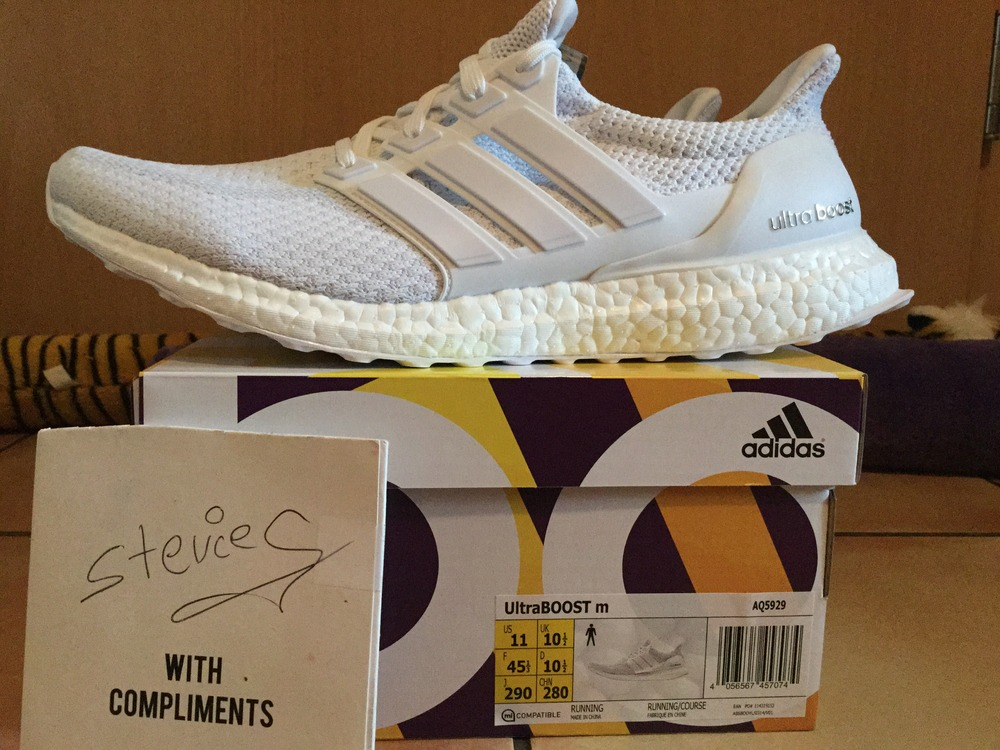 ebef67d26c179 ireland adidas ultra boost triple white 1.0 vs 2.0 6169a 2d5d2