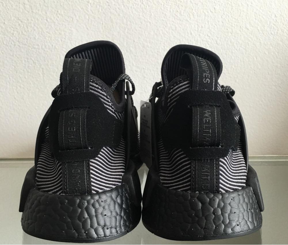 DS Adidas NMD XR1 Primeknit Boost Grey Light Granite Gray