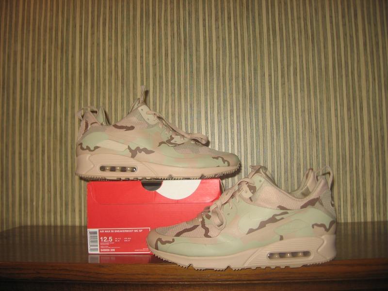 air max 90 sneakerboot mc desert camo