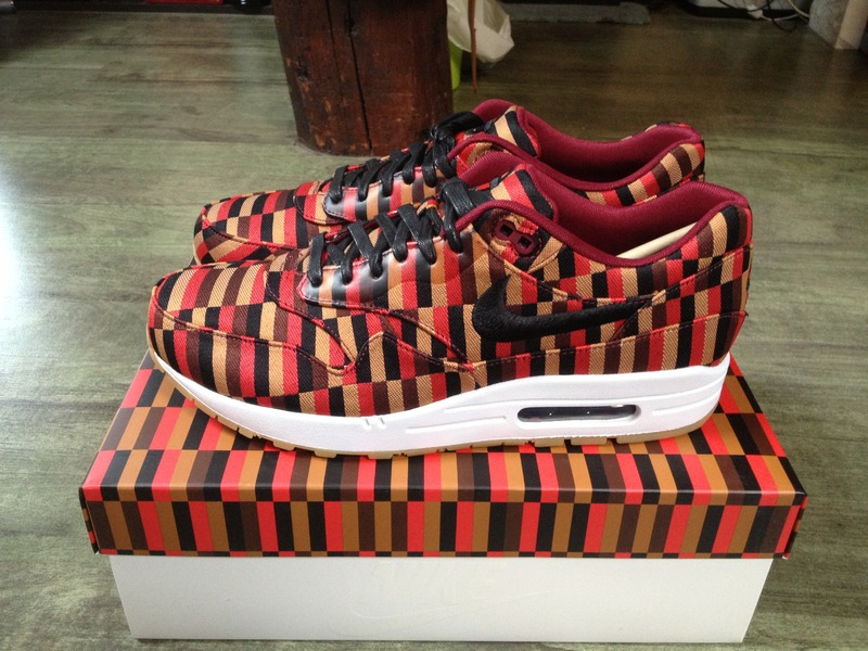premium selection 3e7c0 654ee ... Nike Air Max 1 Roundel quotLondon Undergroundquot .