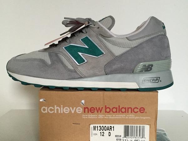 New Balance m1300 Alife Grey 12us NDS - photo 1/4