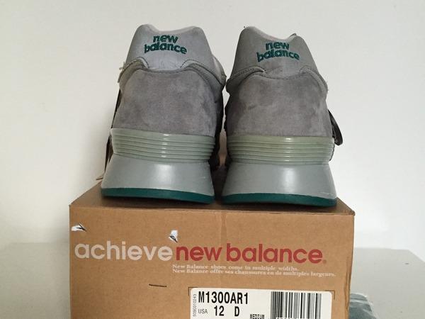 New Balance m1300 Alife Grey 12us NDS - photo 2/4